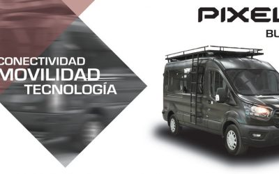 THE MOBILE SOLUTION FOR YOUR FILM PROJECT. PIXEL BUS. READY, TO FILM ANYWHERE!